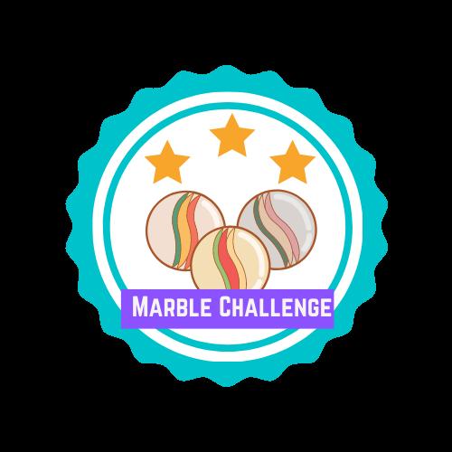 Marble Challenge Badge
